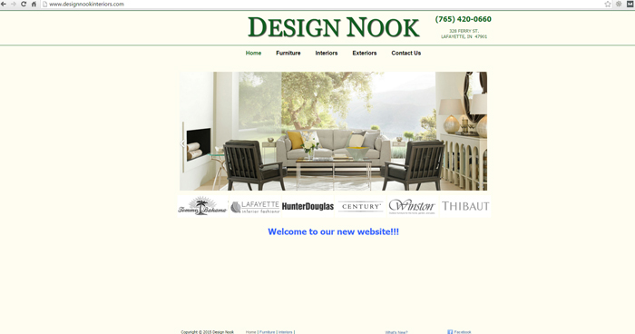 Design Nook Web Design