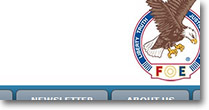 Fraternal Order of Eagles 347 Web Site Design