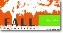 Fall INC Web Site Design