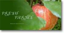 Fresh Farms Web Site Design