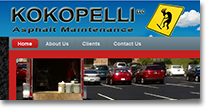 Kokopelli Web Site Design