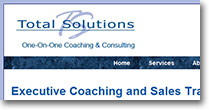 Total Solutions Web Site Design