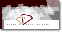 Vierk's Jewelry Web Site Design
