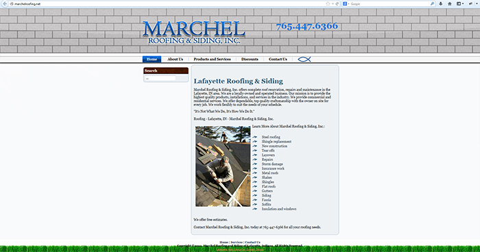 Marchel Roofing