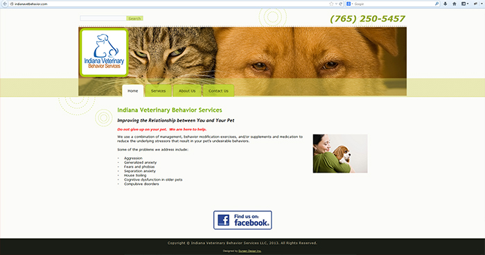 Indiana Veterinary Behavior Services